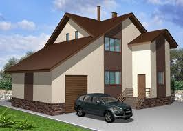 Основные моменты, касающиеся строительства загородного коттеджа.