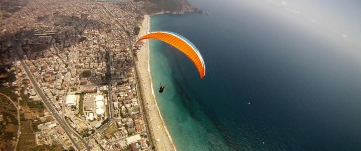 Турецкая недвижимость с высоты птичьего полета