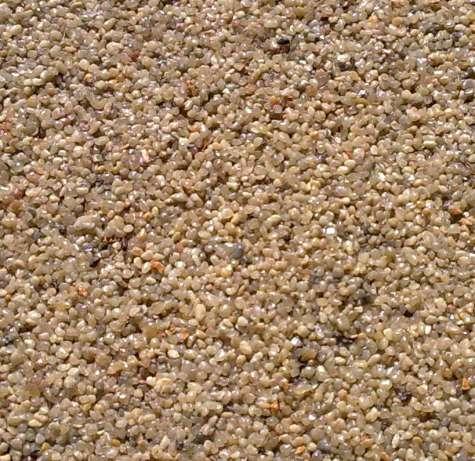 Покрытие каменный ковер, кварцевый песок для пола