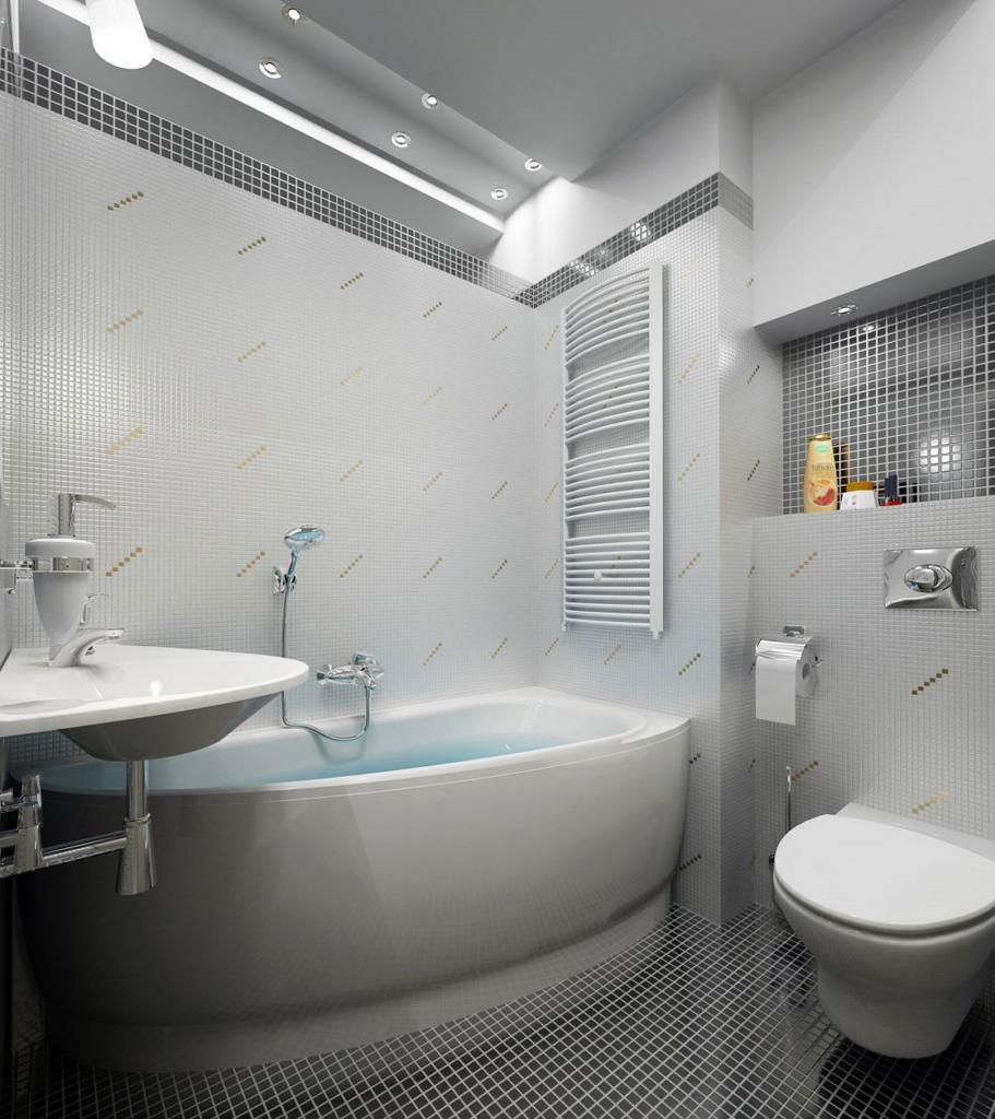 Мебель для ванной комнаты - фото новых идей