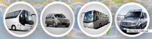 Пассажирские перевозки Киев-Судак-Киев