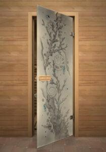 Дверь для бани