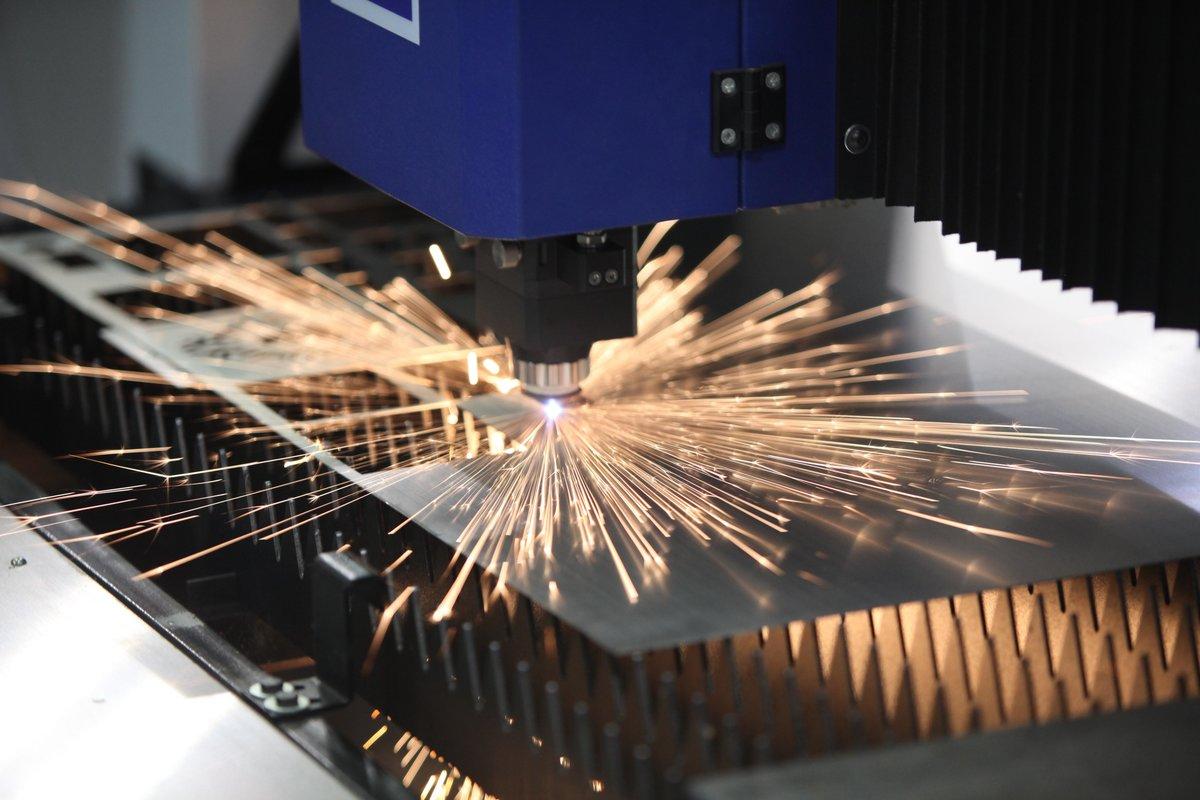 Профессиональная резка металла лазером