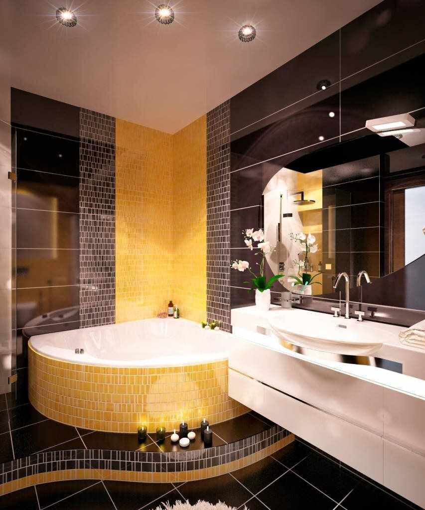 Проектирование и выбор сантехники для ванной комнаты