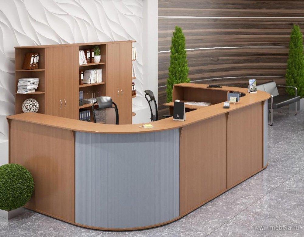 Мебель для приемной и секретаря: особенности изготовления