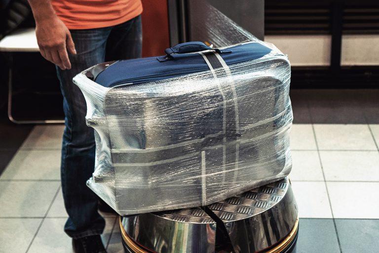 Как защитить багаж при транспортировке